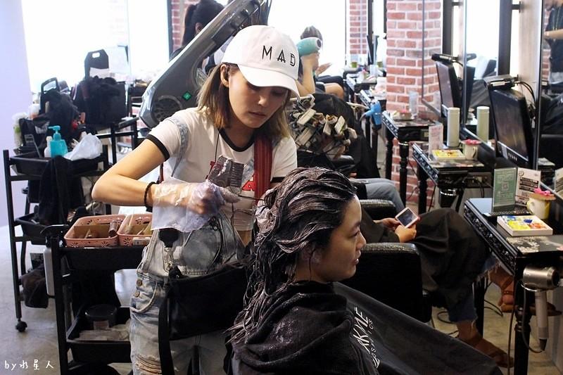 溫和不刺激-台中染髮推薦