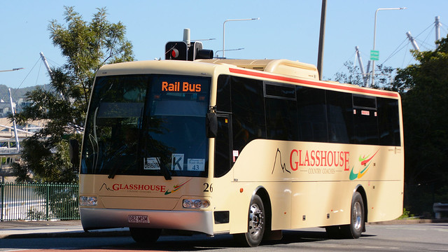 Glasshouse Country Coaches