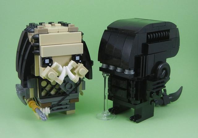 Predator & Alien