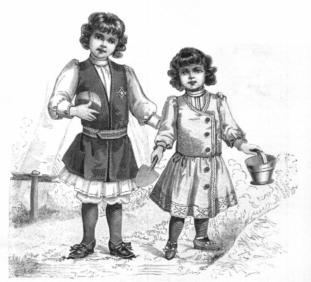 Costume moujik pour petit garçon de 2 à 4 ans