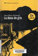 Anna Maria Villalonga, La dona de gris
