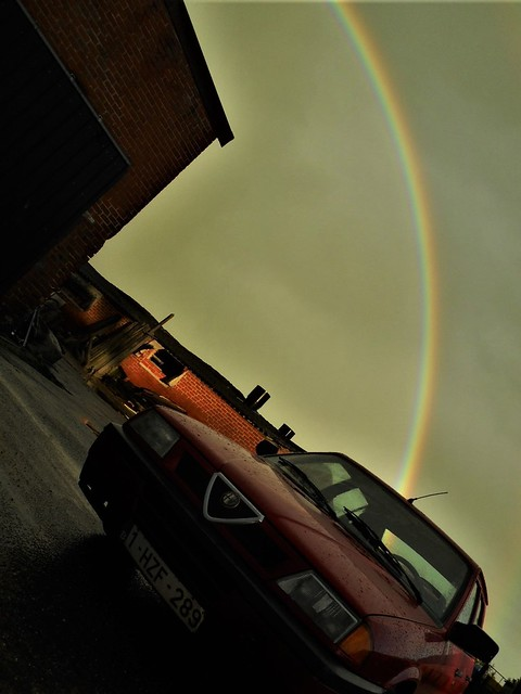 The 33 rainbow