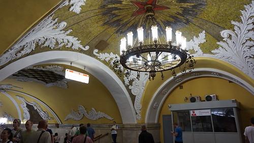 20170808_174910 Métro station Komsomolskaya