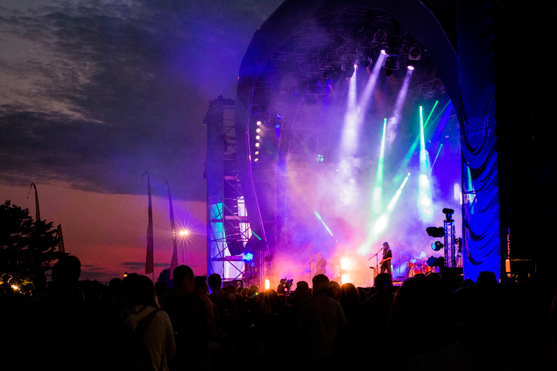 Bands of Skulls - Victorious Festival