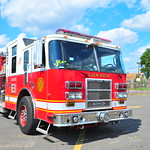 Glen Rock Fire Department Engine 831