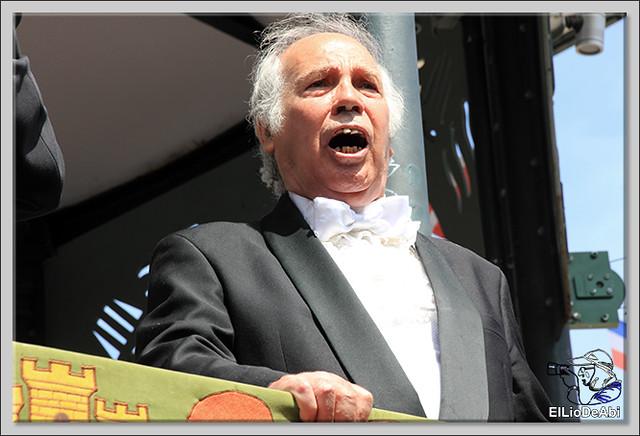 #BriviescaFiestas17 Recepción en el Ayuntamiento y canto popular del Himno a Briviesca (11)