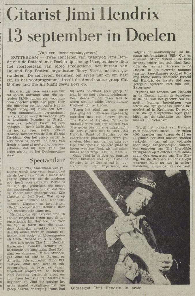 HET VRIJE VOLK (NETHERLANDS) SEPTEMBER 2, 1970