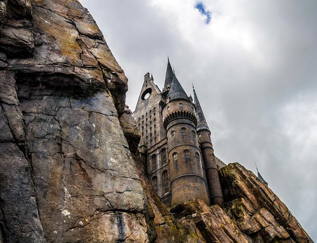 Hogwarts slanted IoA