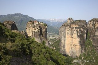 Meteora - Agía Triáda Monastery
