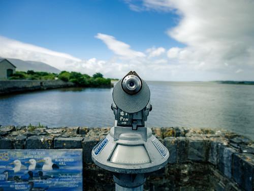 mirador view irlanda landscape paisaje