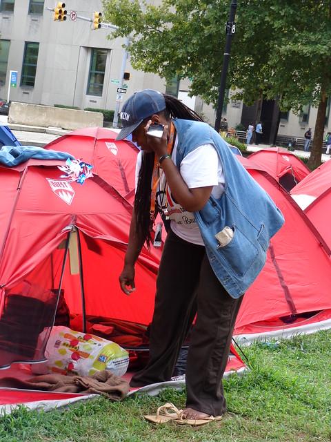 Tent City, Baltimore | 08.23.2017
