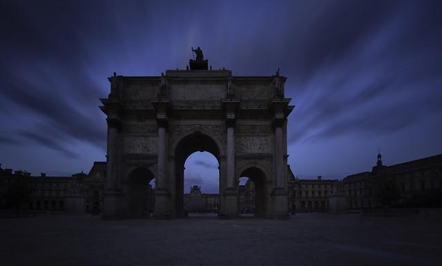 Arc de triomphe du carrousel du Louvre