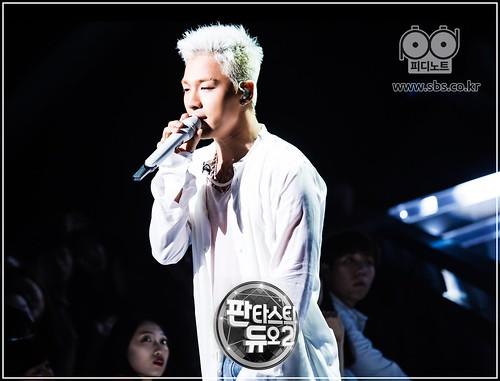 Taeyang Fantastic Duo 2 SBS August 2017 (1)