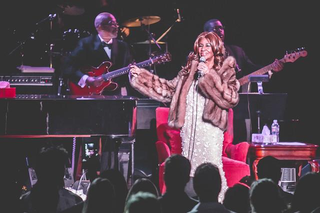 Aretha Franklin - 8/26