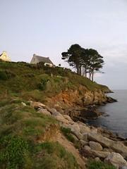 House of Kerhornou - evening