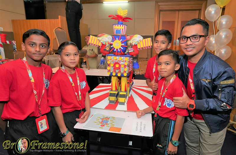 Paddle Pop Young Builders Award 2017