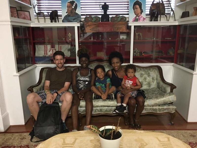 Mr. Bell's family