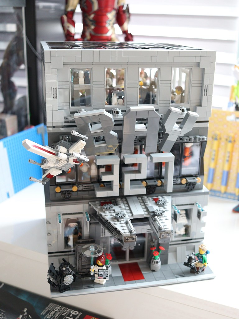 Bay 327 - A Star Wars Museum