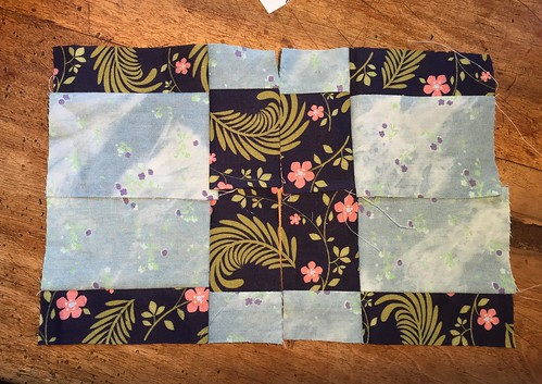 quilt dissapearing 9 nine block