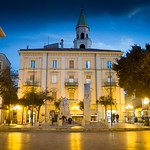 old town of pescara, Italy
