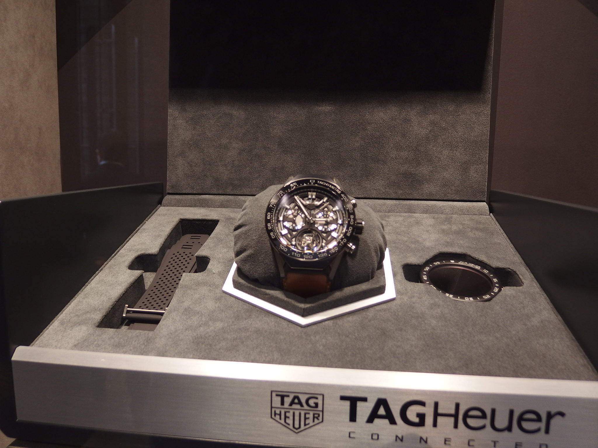 Tag Heuer exhibition, Tag Heuer exhibition Paris