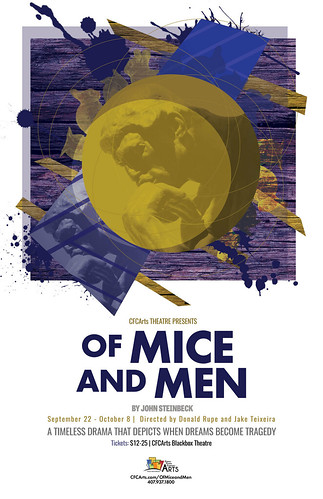 "CFCArts presents Steinbeck's ""Of Mice and Men"""
