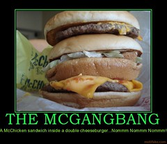 Einen MC Gangbang bitte... watt?