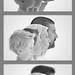 Family Profile Triptych by Prozac74