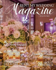 The fall issue of our magazine is live! Check it out at RentMyWeddingMagazine.com {Cover-Photo: Freire Photography @freireweddingphoto   Cover-Wedding Planner + Designer: @josegrateroldesigns   Cover-Venue: @mo_miami } Be sure to check out features from @