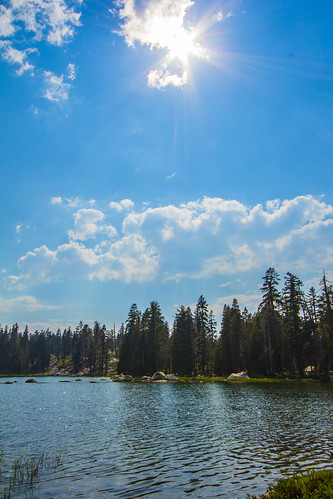 sequoianationalforest weaverlake camping granite hiking lake mountainlake sunrays sunlight trees