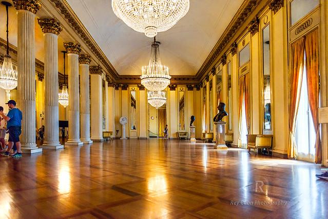 Teatro-La-Scalla de Milan interiores
