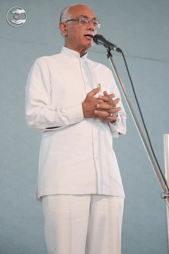Member EC SNM, Raj Kapoor, Delhi