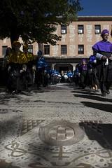 Detalles del desfile ianugural