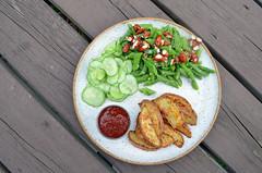 Veggie Dinner 08.02.17