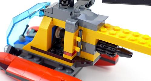LEGO City Jungle 60161 Jungle Exploration Site 55