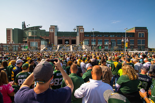 Seahawks v. Packers