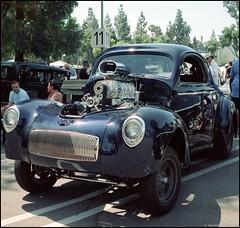 Woodland Hills Car Show