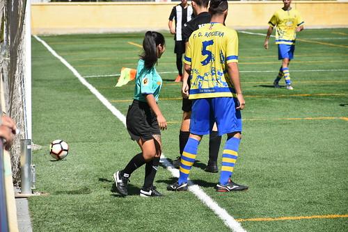Primera Andaluza Fútbol PD Rociera y C.D. Mairena