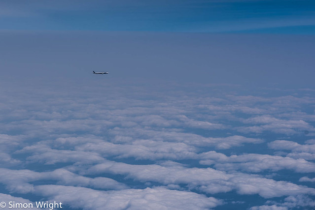 Above the clouds ~ 6682