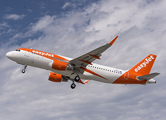 easyJet A320 (Airbus)