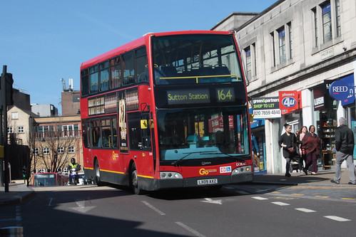 Go-Ahead London DOE49 LX09AXZ