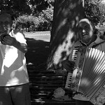 Music in the park, Sofia, Bulgaria