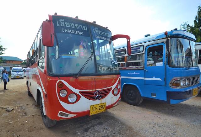 thailand laos border crossing chiang rai chaing khong