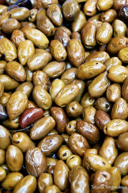 Черногорские маслины