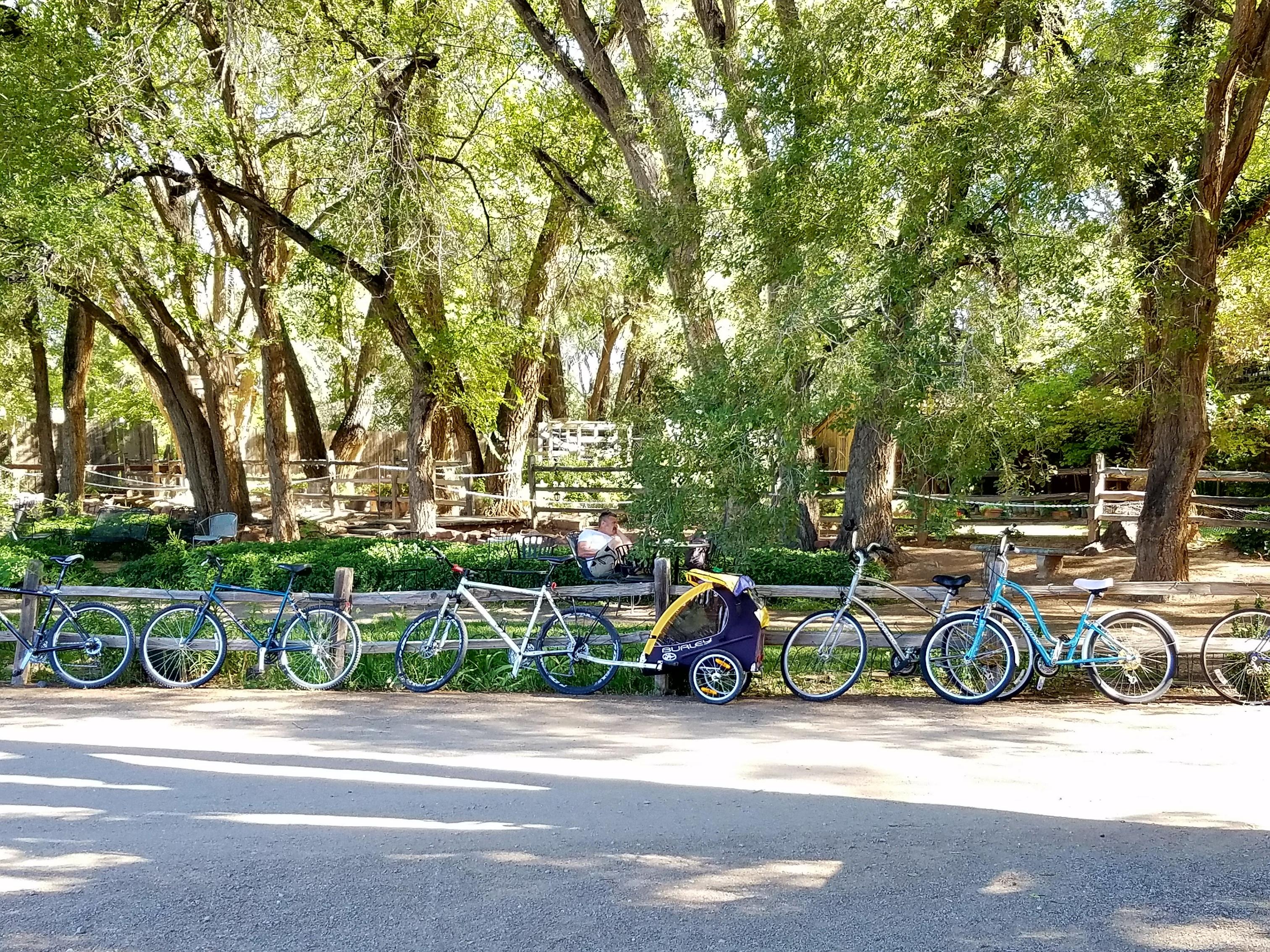 Bikes, Old Town Farm