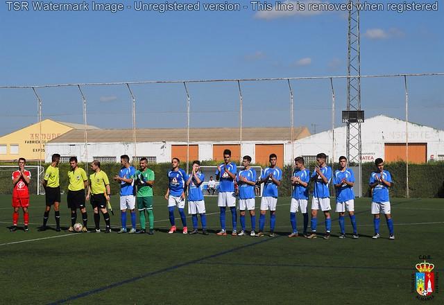 E.F.B.-U.D. Almansa 2017/18 contra Almagro C.F.