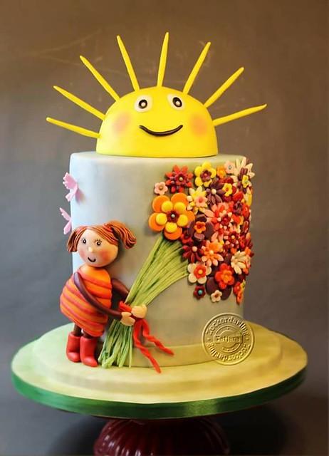 Cake by Zuckerdarling Tatjana