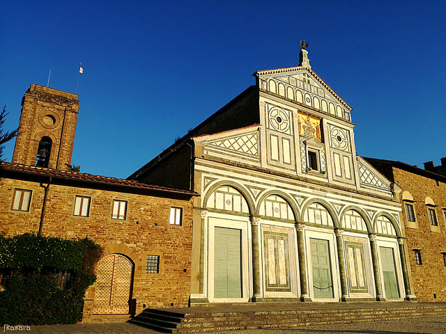San Miniato al Monte, Firenze