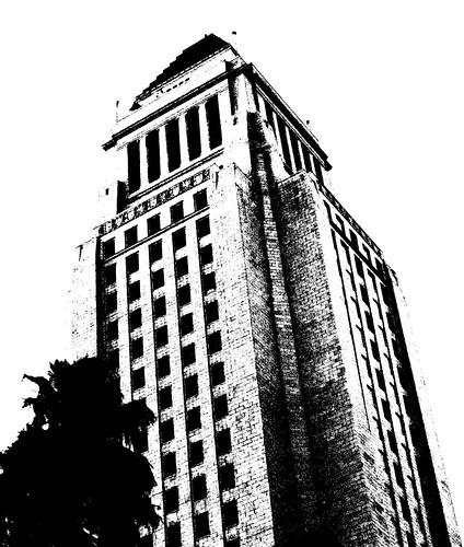 L.A. City Hall (1485B)