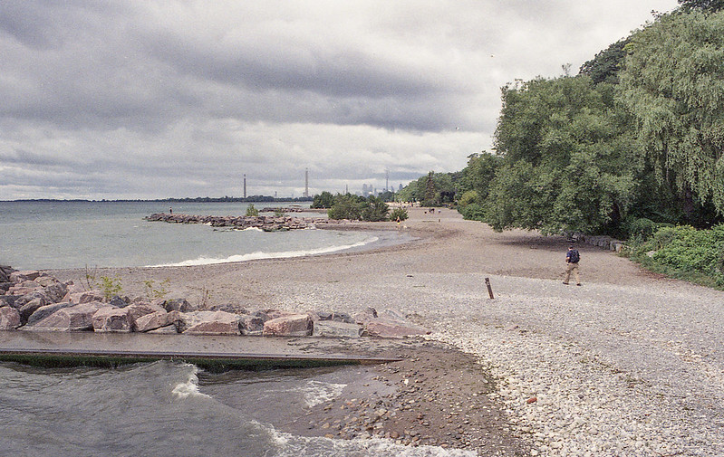 East end of the Beach
